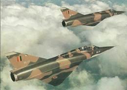 ABL - Force Aérienne Belge - Mirage V BD - Matériel