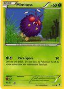 Carte Pokemon 1/119 Mimitoss 60pv 2014 - Pokemon