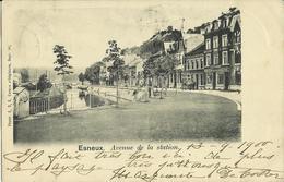 Esneux -- Avenue De La Station.     (2 Scans) - Esneux