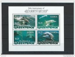 SAMOA 1997 - YT BF N° 61 NEUF SANS CHARNIERE ** (MNH) GOMME D'ORIGINE LUXE - Samoa