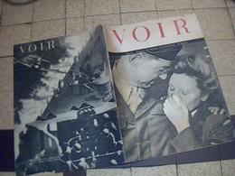 Militariat Magasine Revue  Voir   No34  Fin De La 2eme Gm   1945 -30 Pages - Magazines & Papers