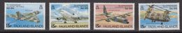 Falkland Islands 1993 Royal Air Force (RAF) 4v ** Mnh (40958C) - Falklandeilanden