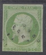 #131# COLONIES GENERALES N° 8 Oblitéré - Napoleon III