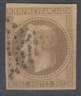 #131# COLONIES GENERALES N° 9 Oblitéré - Napoleon III