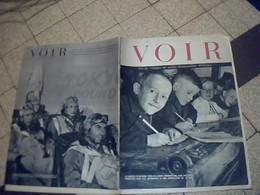 Militariat Magasine Revue  Voir   No 31 Fin De La 2eme Gm   1945  Le Retour Des Deportes.... - Magazines & Papers