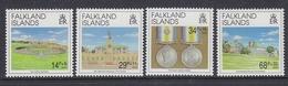 Falkland Islands 1992 Liberation Of The Falkland Islands 4v ** Mnh (40959) - Falklandeilanden