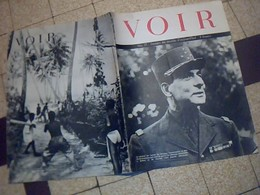 Militariat Magasine Revue  Voir   No 31 Fin De La 2eme Gm   1945   De Lattre De Tassigny ... - Magazines & Papers