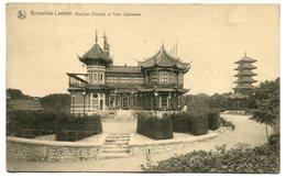 CPA - Carte Postale - Belgique - Bruxelles - Le Pavillon Chinois Et Tour Japonaise (SV5966) - Monumenten, Gebouwen