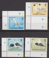 Falkland Islands 1993 Gulls And Terns 4v ** Mnh (40959F) - Falklandeilanden