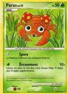 Carte Pokemon 119/147 Paras50pv 2010 - Pokemon