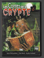 Les Contes De La Crypte 3  Dvd - Horror
