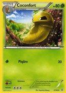 Carte Pokemon 2/160 Coconfort 80pv 2015 - Pokemon
