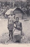CONGO  UN MARIAGE - Congo Francese - Altri