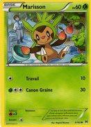 Carte Pokemon 7/162 Marisson 60pv 2015 - Pokemon