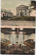 Royaume  Uni :   IRLANDE ; Scarva Street  Presbyterian Church , BANBRIDGE - Northern Ireland