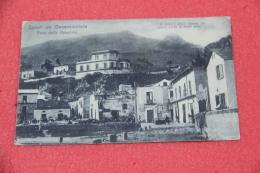 Casamicciola Napoli Veduta Dalla Banchina 1917 Ed. Fraticelli - Sin Clasificación