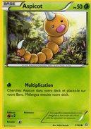 Carte Pokemon 1/160 Aspicot 50pv 2015 - Pokemon