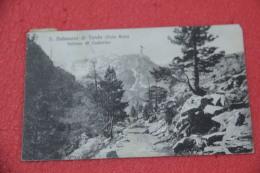 S. Dalmazzo Di Tenda Cuneo Vallone Di Casterino 1922 Ed. Fresia - Italia