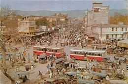 Pakistan Rawalpindi Bus Autocar - Pakistan