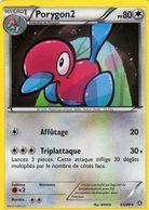 Carte Pokemon 65/98 Porygon 80pv 2015 - Pokemon