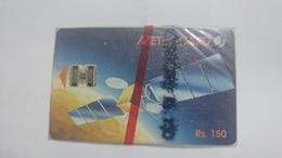 Sri Lanka-metro Card-(rs150)-mint Card+1card Prepiad Card Free - Sri Lanka (Ceylon)