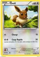 Carte Pokemon 63/98 Evoli 60pv 2015 - Pokemon