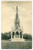 CPA - Carte Postale - Belgique - Bruxelles - Monument Léopold I - 1912 (SV5969) - Monumenten, Gebouwen