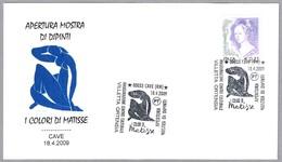 Exposicion LOS COLORES DE MATISSE - The Colors Of Matisse. Cave, Roma, 2009 - Arte