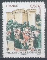 France, Villeneuve-lès-Avignon (Gard Department), 2010, MNH VF Self-adhesive Stamp - France