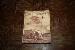 Capitaine Fonck. Mes Combats. - Books, Magazines, Comics