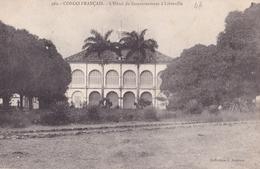 CONGO  FRANCAIS   L ' Hotel Du Gouvernement à LIBREVILLE - Congo Francese - Altri