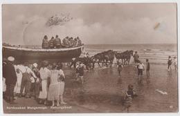 Wangerooge - Rettungsboot - Wangerooge