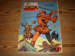 TINTIN 417 18.10.1956 BD LAFAYETTE Les MAYAS Le PAQUEBOT FRANCE Les PAPILLONS - Tintin