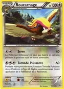 Carte Pokemon 77/106 Roucarnage 130pv 2014 - Pokemon