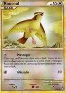 Carte Pokemon 71/102 Roucool 50pv 2011 - Pokemon