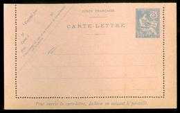 Port-Saïd  Carte-Lettre Neuf   (11.445L) - Port Said (1899-1931)