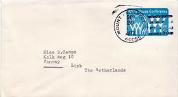 Postal History Cover: USA Used Postal Stationery Cover - Postal Stationery