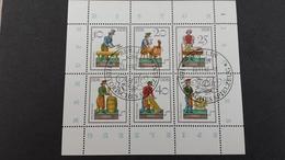 DDR Mi-Nr. 2758/63 KB Gestempelt - [6] République Démocratique