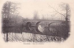 TILLIERES - Pont De La Guillerie - Other Municipalities