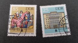 DDR Mi-Nr. 3038/39 Gestempelt - [6] République Démocratique
