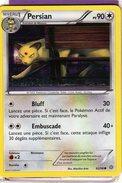 Carte Pokemon 62/98 Persian 90pv 2015 - Pokemon