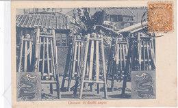 CARD CINA RIBELLI CHINESI (BOXEUR) NELLE GABBIE DELLA MORTE  - FP-V-2-   0882-28387 - Chine