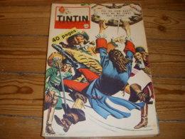 TINTIN 585 07.01.1960 BD Jean BART Le BALBUZARD AUTO GENERAL MOTORS ARROMANCHES - Tintin