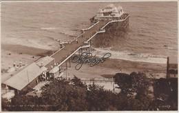 Old Postcard; Victoria Peir. Folkstone. Kent. C1920 - Folkestone