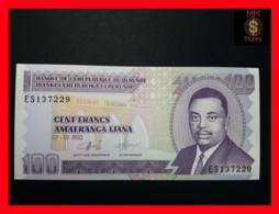 BURUNDI 100 Francs 1.10 1993  P. 37 A   UNC - Burundi