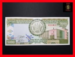 BURUNDI 5.000 5000 Francs 5.2.1999  P. 42 A UNC - Burundi