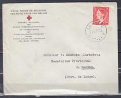 Brief Van La Hulpe Naar Magnee - Belgique