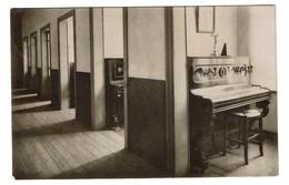Pensionaat H. Hart Van Maria Te Berlaer - Lier - Piano's - 1911 - Uitg. B. Kühlen - 2 Scans - Berlaar