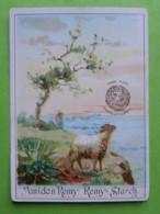 Chromo Image - Amidon Remy - Remy's Starch - Royal Remy (mouton) - Chromos