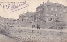 Jemelle Le Pensionnat Et Les Ecoles Circulée En 1907 - Rochefort